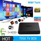 4K Android 6.0 Tv Box XBMC KODI 2GHz Cortex A9 2GB RAM